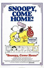 """35mm Feature Film """"SNOOPY, COME HOME!"""" 1972 IB TECH"""