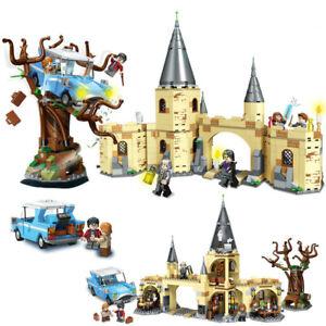 CASTILLO Y SAUCE BOXEADOR  juego HARRY POTTER tipo lego