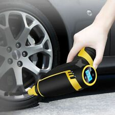 Digital Tire Inflator Electric Air Pump Compressor LED Portable Car Auto Tool