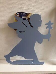 Figurine décorative de Noël à poser ou à piquer  / Ange - Louis Moulin - neuf