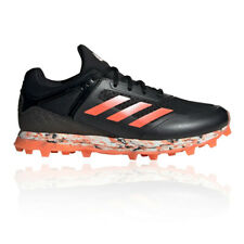 adidas Womens Fabela Zone Hockey Shoes Pitch Field Black Sports Breathable