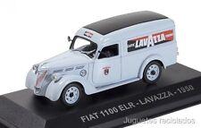 1/43 FIAT 110 ELR FURGONETA LAVAZZA 1950 IXO EAGLEMOSS DIECAST