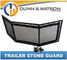 Trailer Stone Guard / Shield (Bolt On) - Camper Trailers, Caravans, Boats