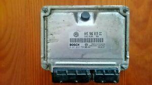 CALCULATEUR BOSCH  VW SKODA 1.4 TDI  -DECODE- 0281012750 / 045906019 CC