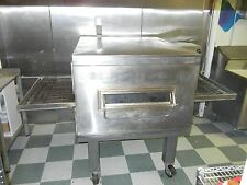 "Pizza Oven - Middleby Marshall Ps200 Gas Conveyor Pizza Oven with 32"" Belt"