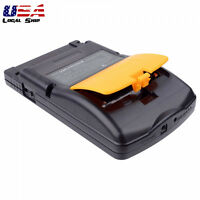 Yellow Battery Door Cover Replacement Parts for Nintendo Game Boy Color GBC