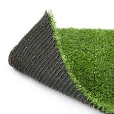 Cheap Artificial Grass Roll Remnant Offcut Mat 7mm Thick 4m X 1m Cheap