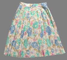 Viscose Blend 1980s Vintage Skirts for Women