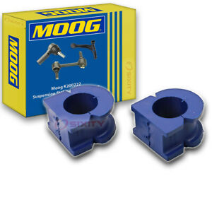 MOOG K200222 Stabilizer Bar Bushing Kit for 15124516 15135385 2652748 zk