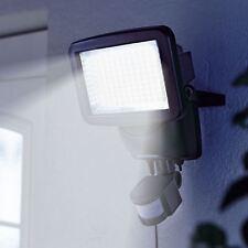 Outdoor Solar Power Motion Sensor Garden Floodlight 120 LED PIR Security Light