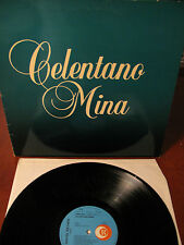 CELENTANO MINA  - LP - Ricordi- 1985 - 16 tracce