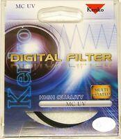 Kenko 52mm DMC UV Filter Digital Multi Coated Lens Protector/Protection filter