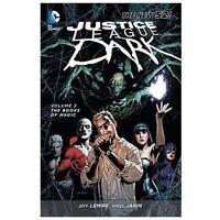 Lemire, Jeff; Janin,  .. Justice League Dark, Vol. 2: The Books of Magic, No. 1