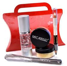 MicaBeauty 2x Mineral Foundation (MF6)+Perfecting Primer+Duo Pencil+Brush+Box