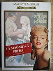 La Magnifica Preda river of no return - Marilyn Monroe - dvd in buone condizioni