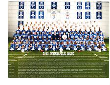 2012 INDIANAPOLIS COLTS  8X10 TEAM PHOTO  FOOTBALL INDIANA NFL USA