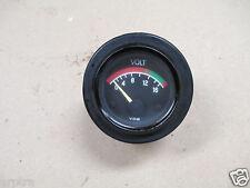 BMW R80RT, R100, R80, R100RT Airhead VDO voltmeter