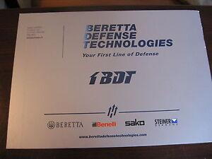 SAKO Beretta Defence & Law Enforcement Gun Catalog 2012 SEAL DEVGRU NSW SOF