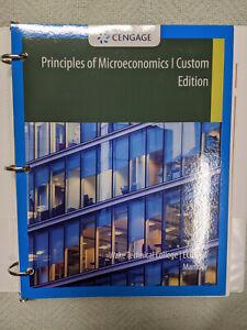 Principles of Microeconomics (Wake Tech/ECO251)