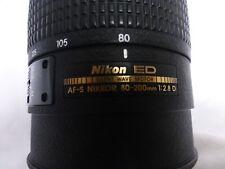 Nikon 80-200mm AF-S /2.8 AF ED Lens