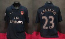 maillot ARSENAL 2009-10 AWAY ARSHAVIN  FOOT shirt camiseta jersey trikot