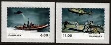 Danimarca MNH 2012 Nordic LIFE By The Sea Set di 2