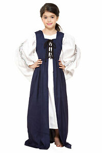 Girl Medieval Market Dress, High quality finest fabric,handmade one by one, nice