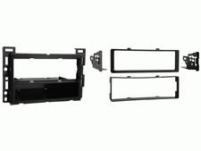 Metra Double DIN Dash Install Multi-Kit Black For 05-12 GM 99-3302
