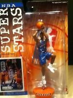 Juwan Howard Washington Wizards NBA Superstars Figure NIB Court Collection NIP