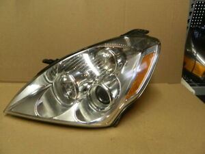 HYUNDAI ENTOURAGE  LH HEADLIGHT ASSEMBLY drivers side 2007-2010
