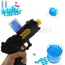 Child Kids 2-in-1 Water Crystal Gun Paintball Soft Ball Bullet CS Game Toy Gift