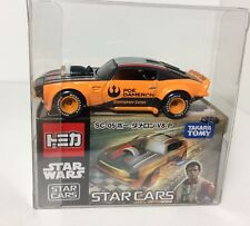 Tomica Star War Camaro 1/64 Scale ** POE DAMERON * In Plastic Case *V8