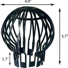 Balcony Downpipe Filters Downpipe Filters Durable Guard Home Leaf Debris