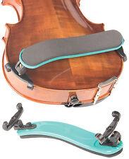 Viva La Musica Green 3/4-4/4 Violin Shoulder Rest - NEW