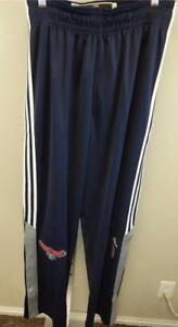 New Atlanta Hawks Mens Sizes L-3XL-4XL-5XL +2 Navy Blue On Court Pants $110