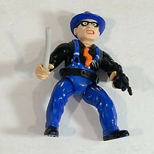 "1990 Dick Tracy Coppers & Gangsters 4.5"" Itchy Figure Complete Playmates Toys"