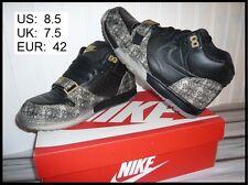 NIKE Air Trainer 1 Mid PRM QS Dollar Black Gold Mens Shoes [US 8.5]