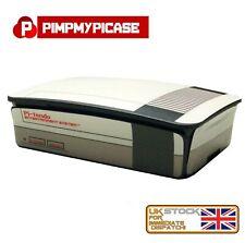 Raspberry Pi Black Case Shell for the Raspberry Pi 4B Retro NES Theme Pitendo