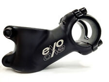 EVO E-Tec Threadless Bicycle Stem - Black - 25.4mm x 60mm x +/- 35 Degrees