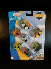 """Fisher Price Thomas and Friends """"Mini"""" Pack of 7"""