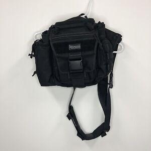 maxpedition jumbo versipack black bag pack edc ff