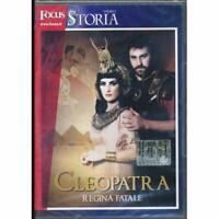 Cleopatra Regina Fatale - Focus Storia - DVD DL007601