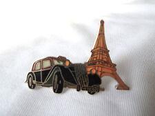 Pin's  Démons et Merveilles taxis Paris
