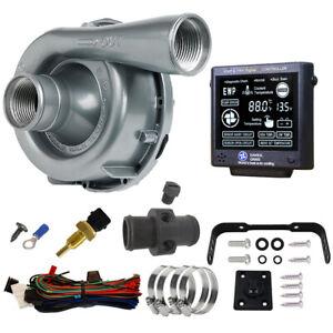 Electric Water Pump - EWP150 (ALLOY) Combo (12V) (Davies Craig) (Part #8970)
