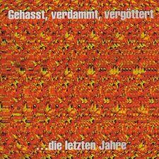 "BÖHSE ONKELZ ""GEHASST VERDAMMT VERGÖTTERT"" 2 CD NEUWARE"