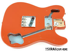 Fender Vintera 70s RI Telecaster Custom Tele BODY + HARDWARE Guitar Fiesta Red