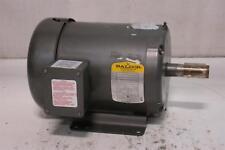 Baldor Industrial Motor 1-1/2HP 460V 1725/1140Rpm M1721T