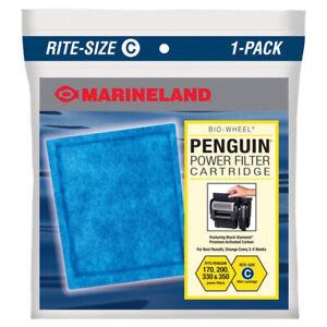 MARINELAND - Penguin Power Filter Cartridge 170/200/330/350 - 1 Pack