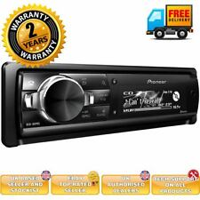 Pioneer DEH-80PRS High spec Pioneer car stereo Bluetooth built in SPL SQ Comp