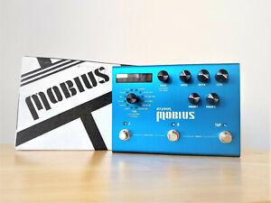 Strymon Mobius Modulation Guitar Pedal, Chorus, Phaser, Vibe , Flanger